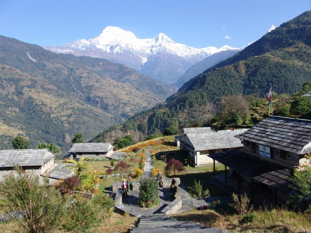 Ker & Downey Nepal Comfort Lodge Trekking