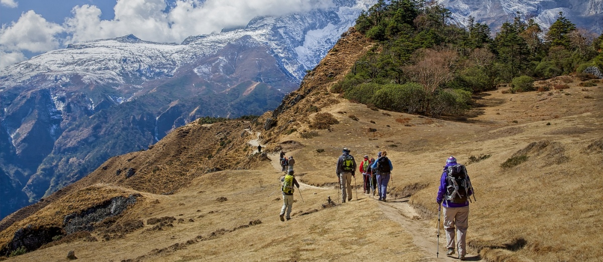 Namche Luxury Soft Trek- 07 Days