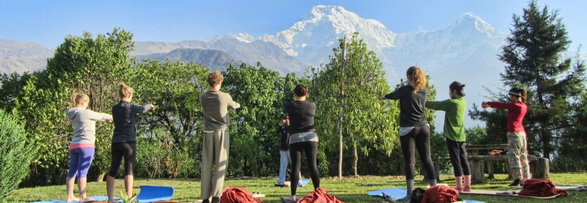 Poon Hill Yoga trek in the Annapurna Himalayas-07 Days
