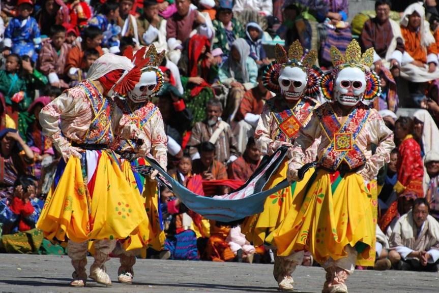 Thimphu Tshechu Festival Tour-07Days