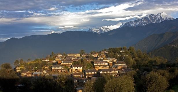 Ghalegaun Village