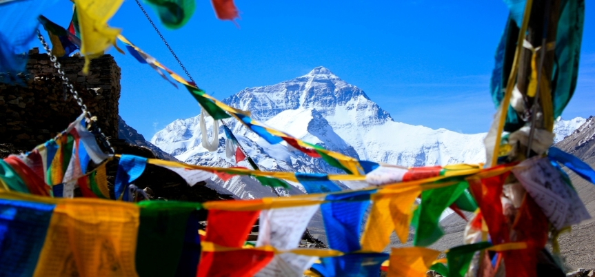 Lhasa to Everest Base Camp Tour -08 Days