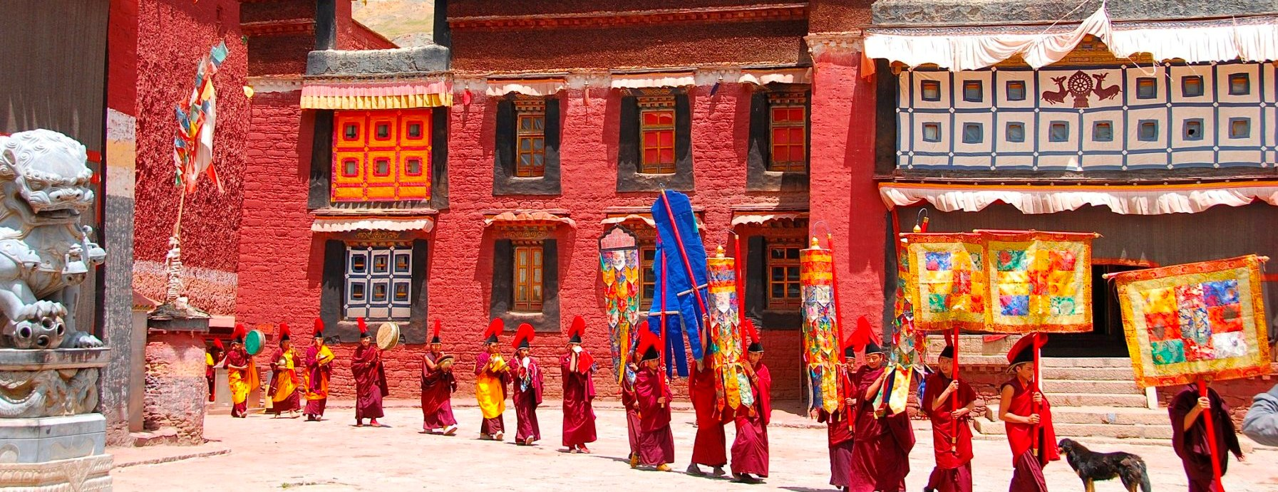 Lhasa to Everest Base Camp and Namtso Lake Tour- 10 Days